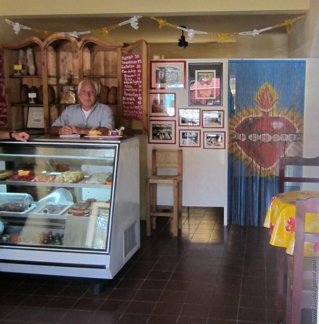 Pan D'Les Bakery, La Paz