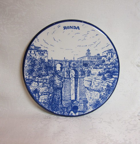 ロンダの絵皿 2012.6.5 by Poran111