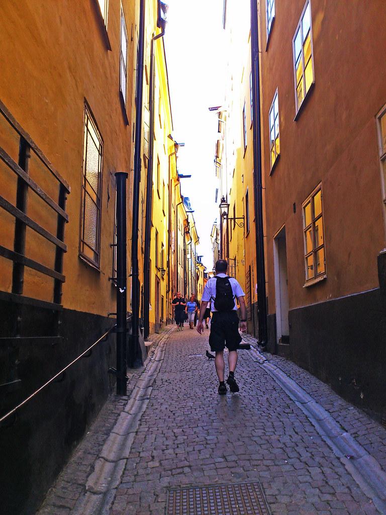 Gamla Stan 5 sommaren 2012