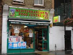 Picture of Mediterranean Food Centre, 52 Surrey Street