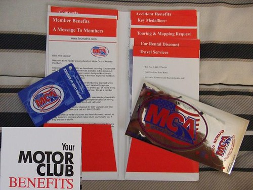 What the MCA benefits package looks like!!!