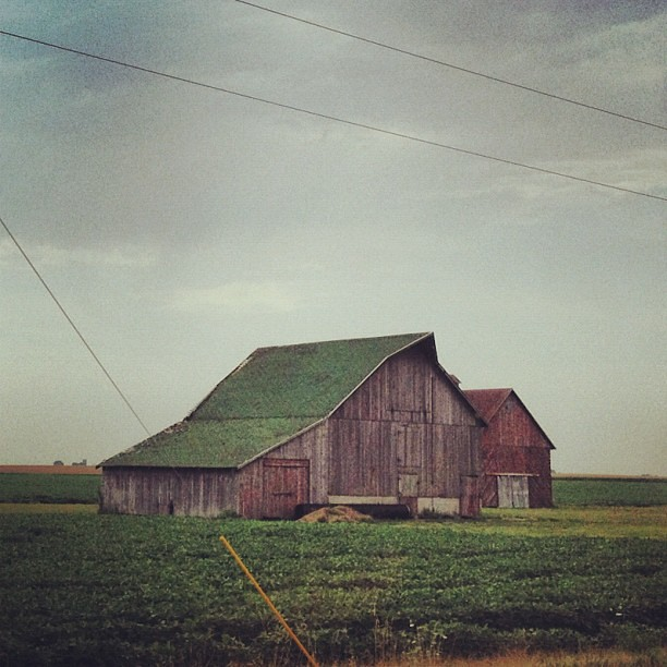 Along the Road #barn