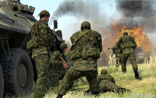 Arma 2 Gets Patch 1.62 - What It Fixes