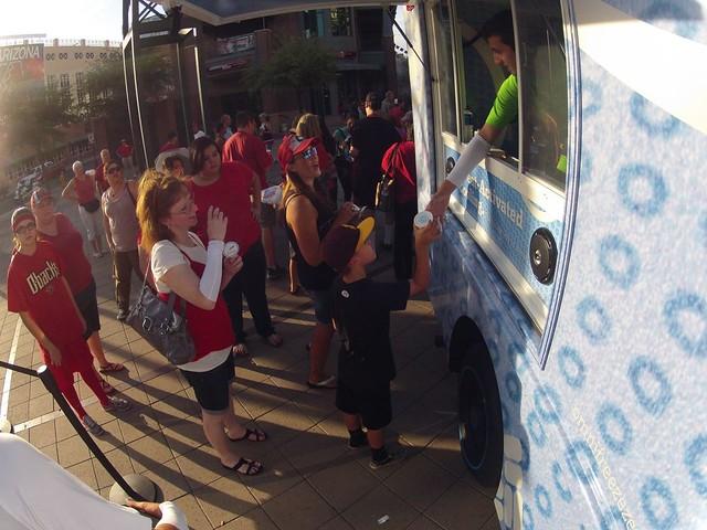 Columbia Omni-Freeze Tour