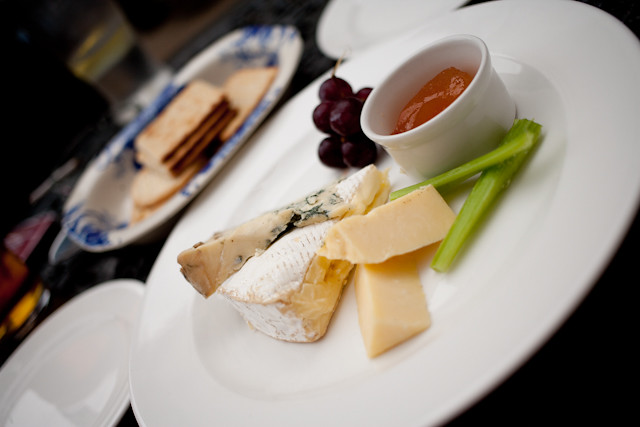 Sheep Heid Inn Edinburgh Cheeses