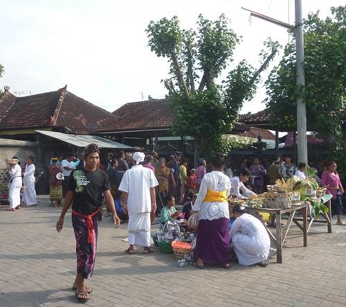 Bali-Funéraille hindoues-Purification finale (1)