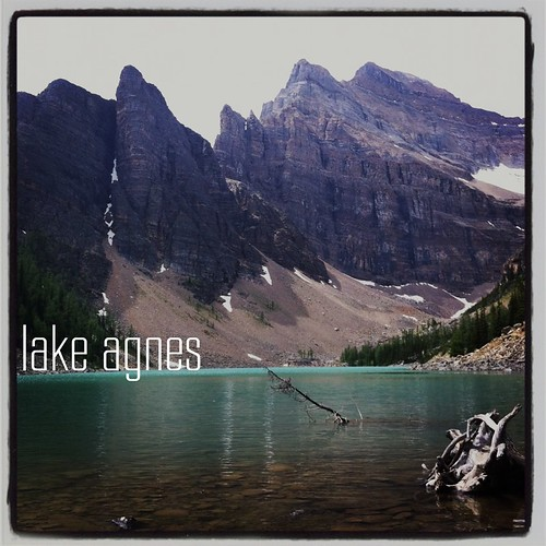 Rocky Mountain Hikes: Lake Agnes Teahouse