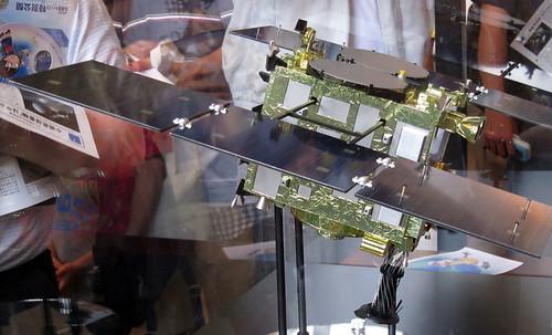 Hayabusa 2: 1/10 model