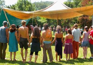 Tenda elfica