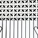 concrete fence + steel fence + hearts por romanalilic