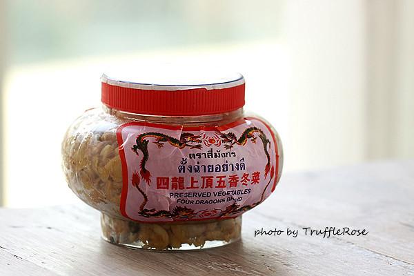 冬菜雞湯麵 & 雞骨變靚湯-120808