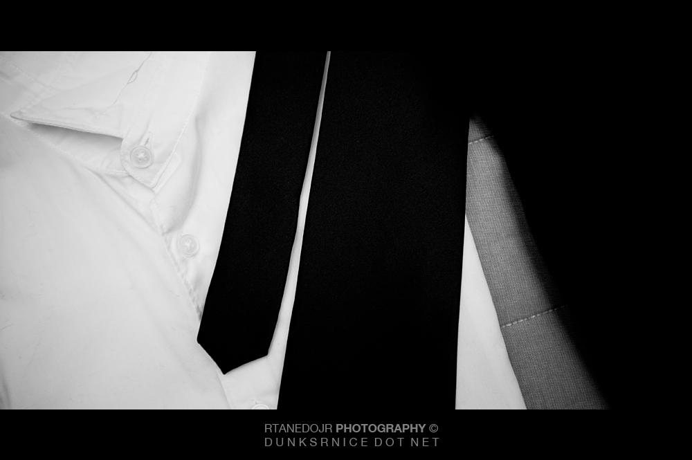 Dress B&W.