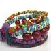 Colorful Bracelet. by Pinkmind