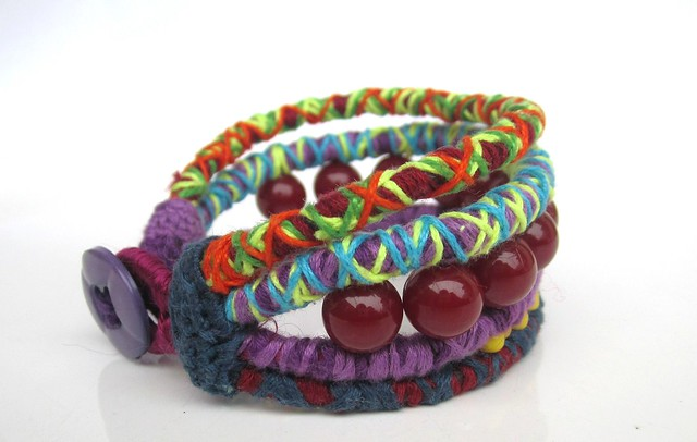 Colorful Bracelet.