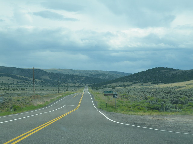 Route 50 from Scipio