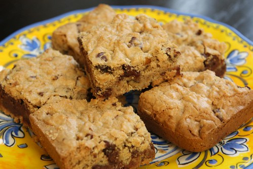 Great Aunt Deb's Blondies