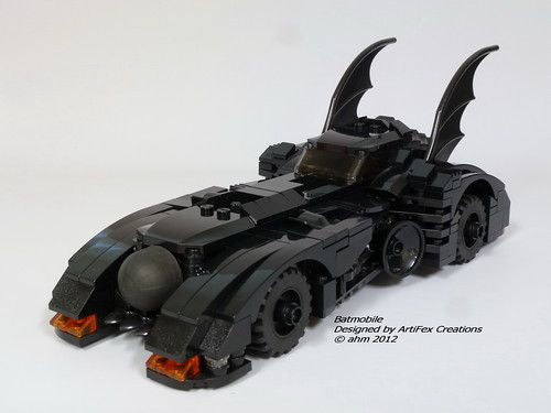 Lego Batman : Batmobile