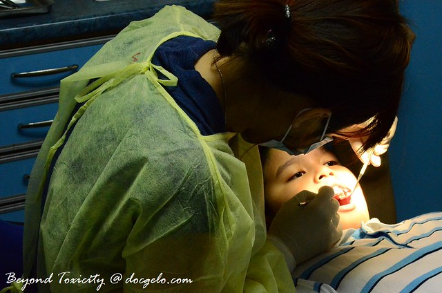 gabby & dentist # 2, august 12