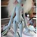 Bactro en résine ! by +Creatures Dolls+ Mewie Fish