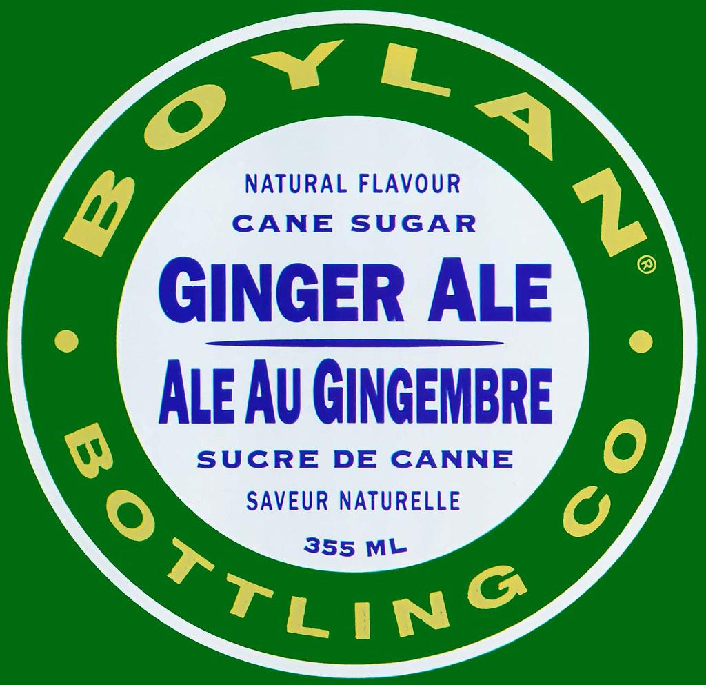 Boylan's Ginger Ale