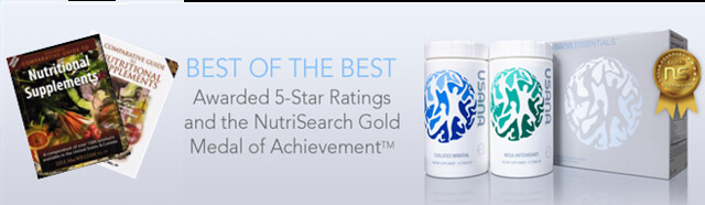 usana vitamins essentials best rated