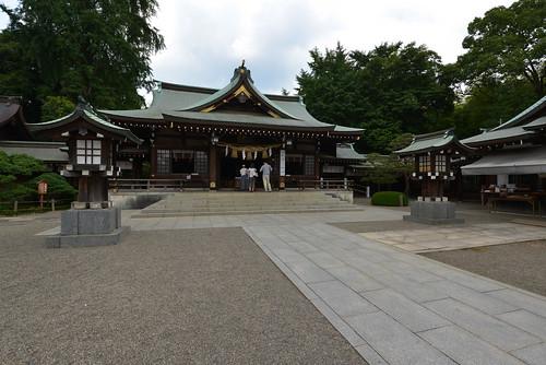 2012夏日大作戰 - 熊本 - 出水神社 (8)