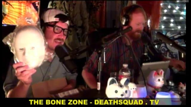 THE BONE ZONE #34