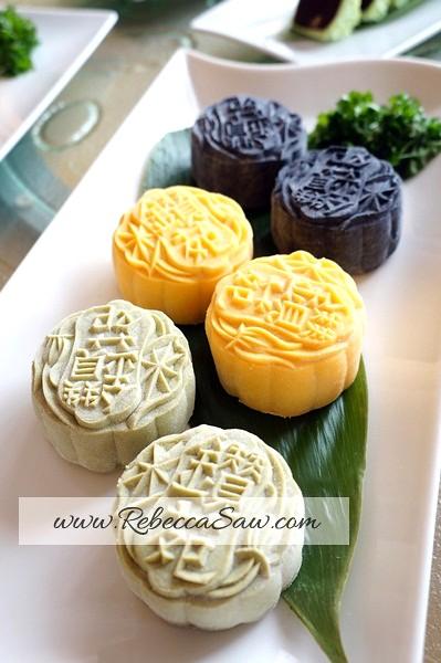 Mooncakes, Zuan Yuan Chinese Restaurant