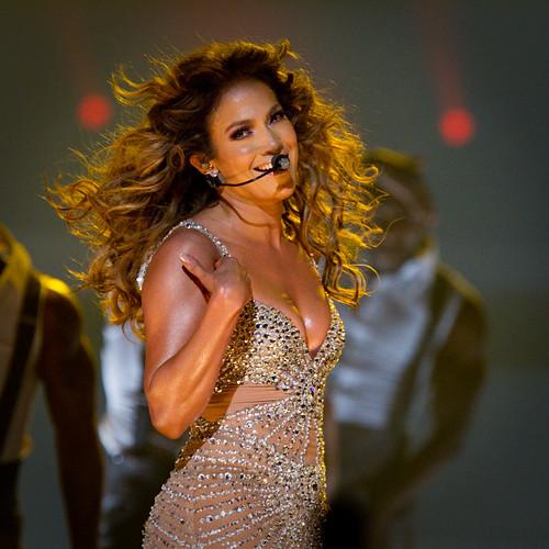 Jennifer Lopez @ Hallenstadion - Zurich