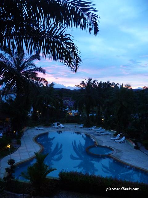 palm paradise resort krabi overview