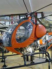 Kanzel: Hughes TH-55 OSAGE
