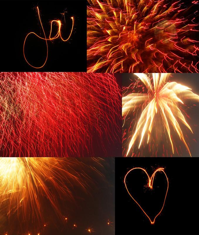 firework montage