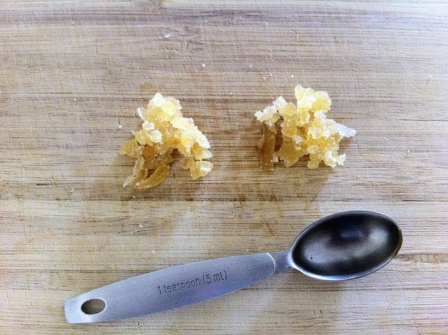 Minced Crystalized Ginger