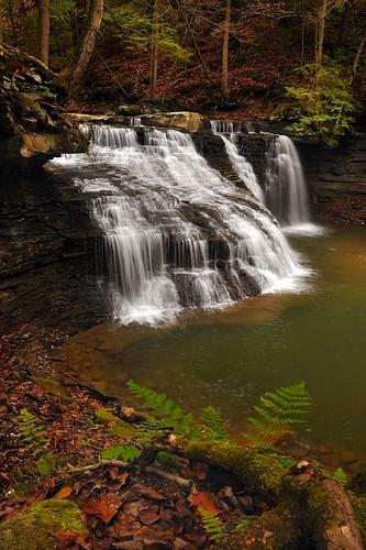 longexposure nature waterfall nikon pennsylvania circularpolarizer ndfilter nikond90 freedomfalls pennsylvaniswaterfall