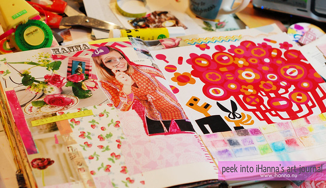 Art Journal: take a closer look