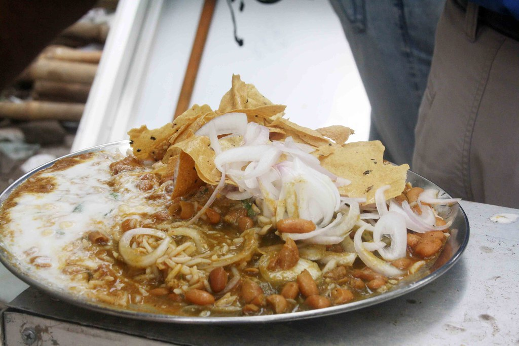 City Food – Rajma-Kadhi-Chhole Chawal, Around Town