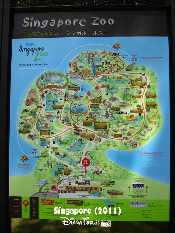 Day 3 Singapore - Zoo Singapore 01-1