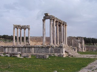 Temple of Juno Caelestis (222-235 AD), Dougga