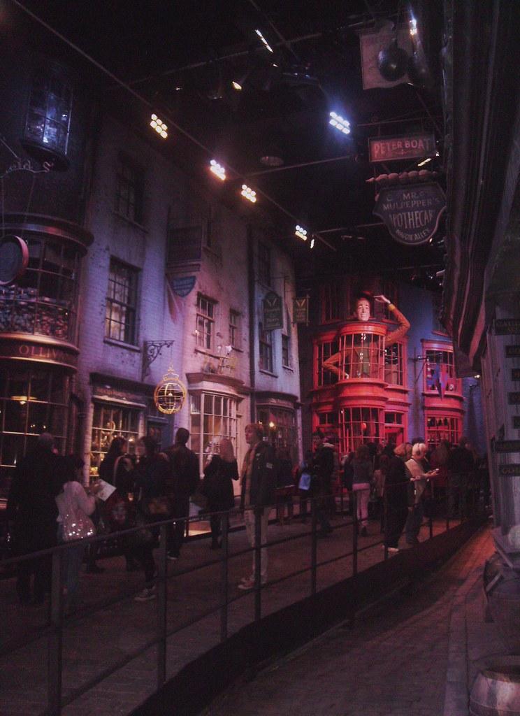 Diagon Alley1