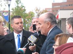 Press Interviews Rudy Guiliani