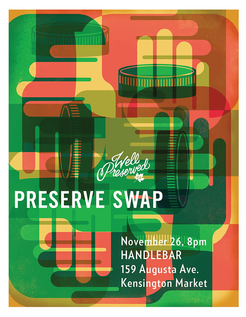 Home Ec #11: Preserve Swap! preserve swapping November