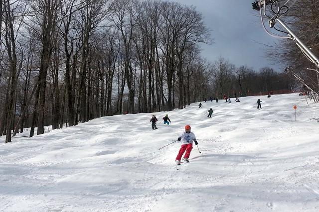 Belleayre Ski Area NY