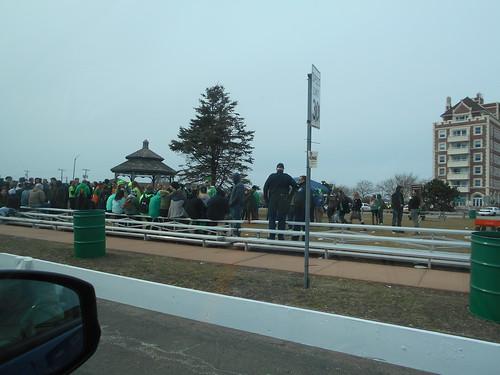 montauk st. patrick's day parade