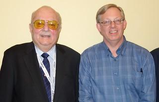 Harvey Stack and Wayne Homren 2014-03-28 Baltimore