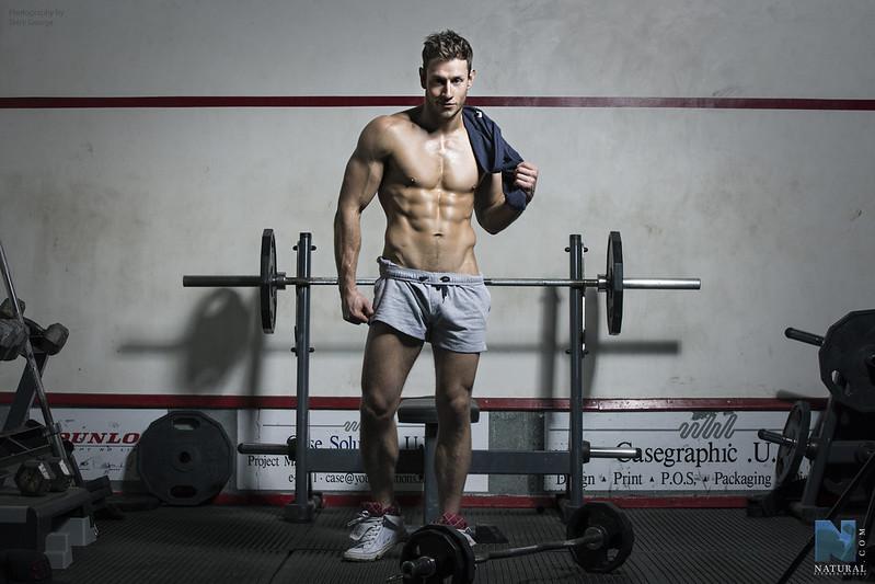 Joel Gartland Natural Fitness Models 3