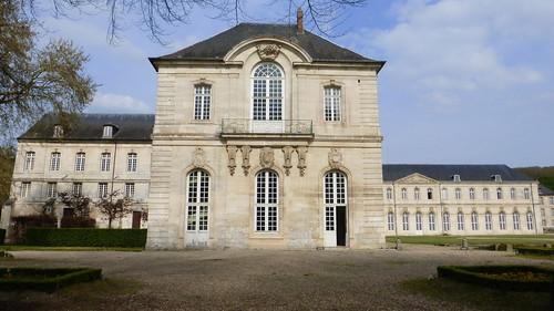 467 Abbaye Notre-Dame du Bec-Hellouin