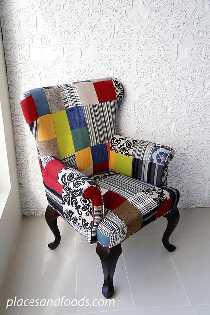 mode sathorn designer chair