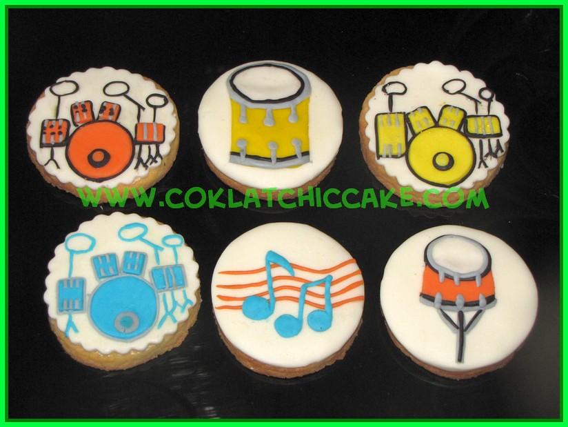 cookies drum