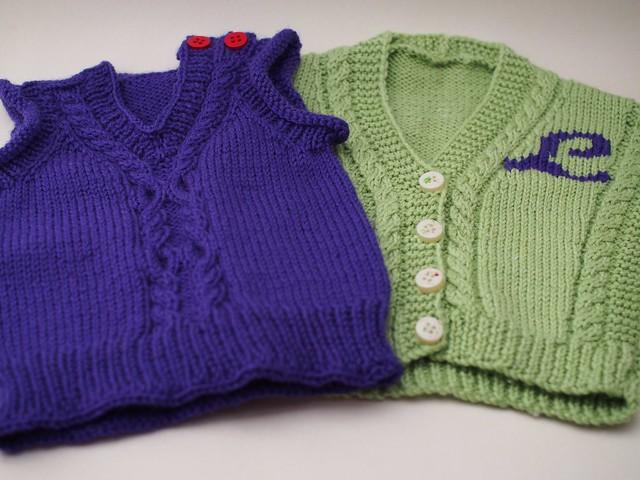 Lucy's vests