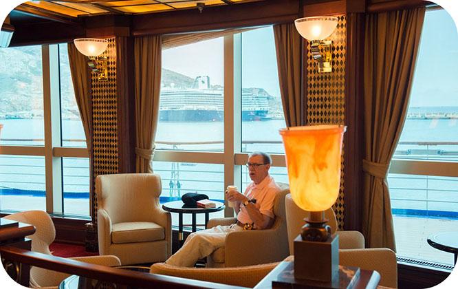 Cartagena se convierte este domingo en puerto base de cruceros